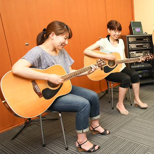 アコースティックギターコース画像