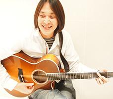 ギター宍戸講師