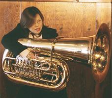 金管五重奏、北畑講師