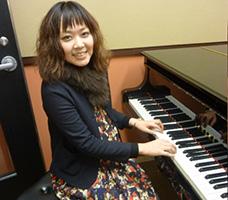 ピアノ小林葉月講師