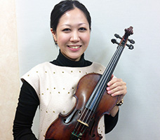 バイオリン高島講師