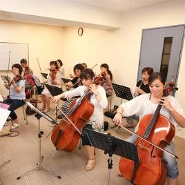 管弦楽アンサンブルコース画像