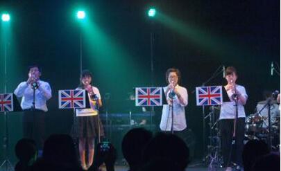 SPRING LIVE!! Summer LIVE!! サックス・トランペット・トロンボーンコース発表会