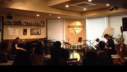 MIKI MUSIC SALON JAZZ LIVE! Premium JAZZコース発表