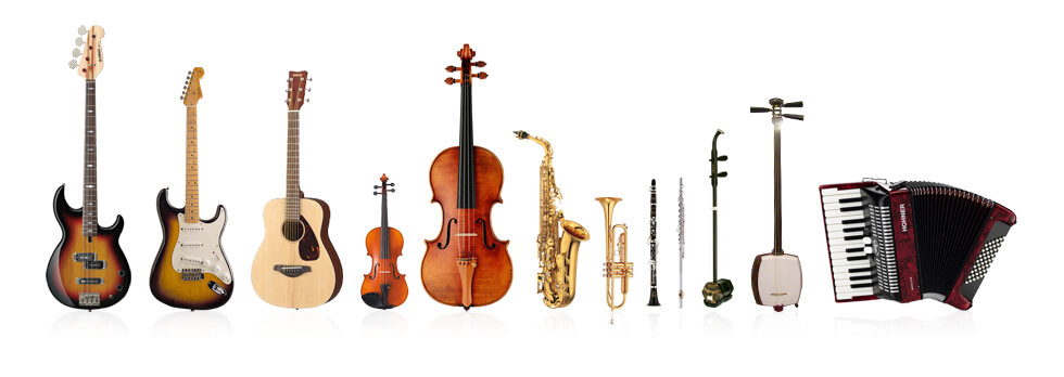 楽器無料レンタル