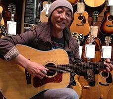 ギター岩田講師