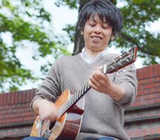 ギター上川講師