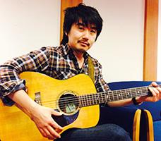 ギター松本講師