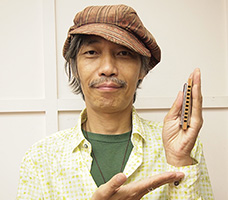 ブルースハープ羽田講師