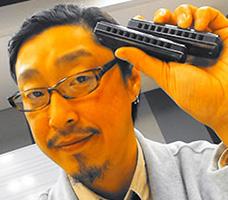 ブルースハープ清川講師
