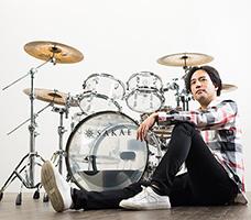 ドラム金子講師