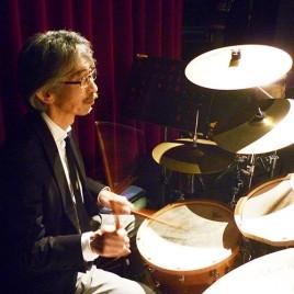 多田明日香のジャズドラム画像