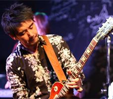 エレキギター松本講師
