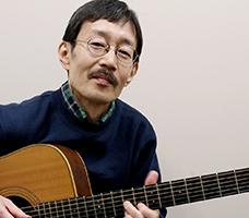 ギター広岡講師
