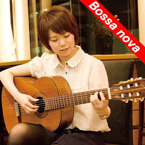 ボサノバギターコース画像