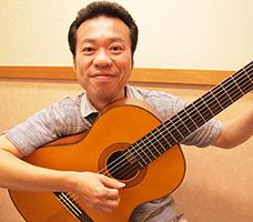 クラシックギター岩本講師