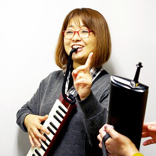 鍵盤ハーモニカレッスン