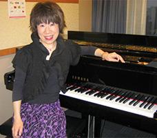 ピアノ石田講師
