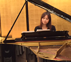 ピアノ中川講師