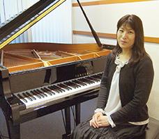 ピアノ内田講師