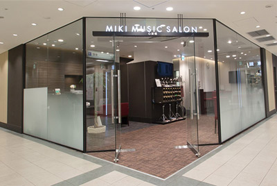 MIKI MUSIC SALON 心斎橋