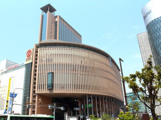神戸国際会館、外観写真