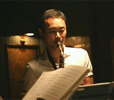 サックス片岡講師