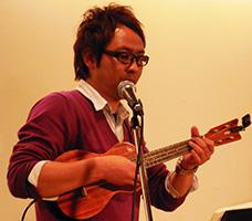ウクレレ平川講師