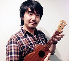 ウクレレ松本講師