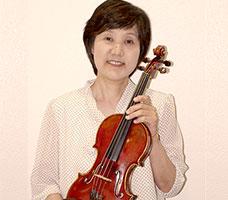 バイオリン家本講師