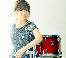 ドラム渡邉愛子講師
