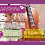 弦楽器試奏会201405