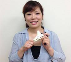 オカリナ前田講師