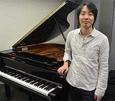 ピアノ三宅講師