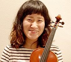 バイオリン飯田講師