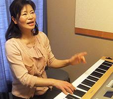 ボーカル林直子講師