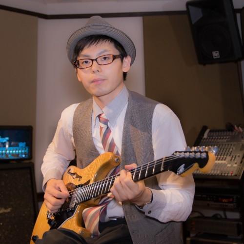 エレキギター木曽講師
