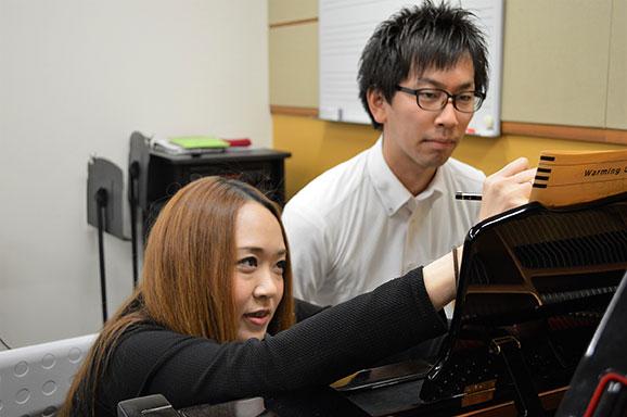 ピアノ体験レッスンレポート10