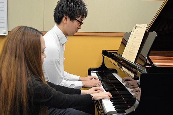 ピアノ体験レッスンレポート11
