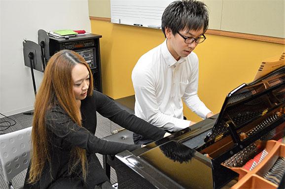 ピアノ体験レッスンレポート12