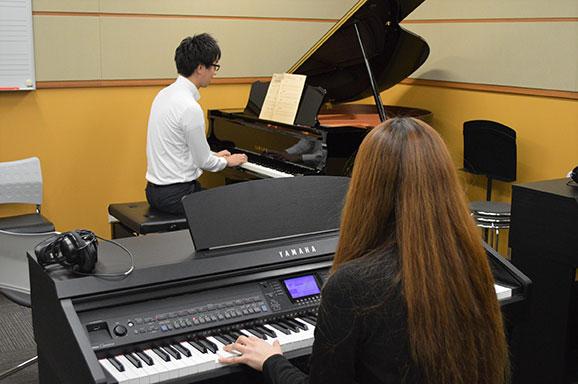 ピアノ体験レッスンレポート13