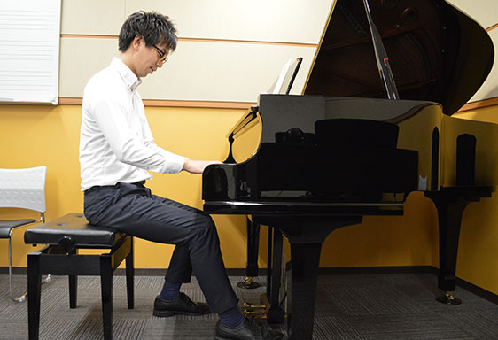 ピアノ体験レッスンレポート④