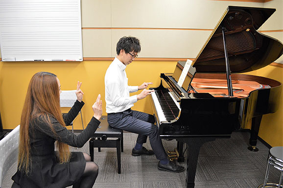 ピアノ体験レッスンレポート⑤