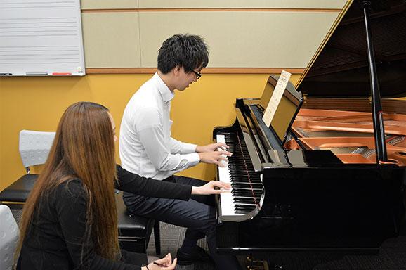 ピアノ体験レッスンレポート⑦