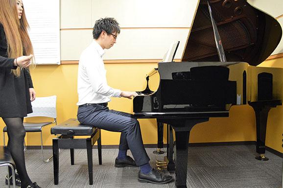 ピアノ体験レッスンレポート⑨