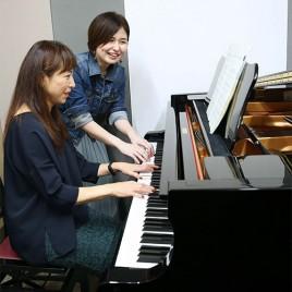 ピアノ3ヶ月レッスン