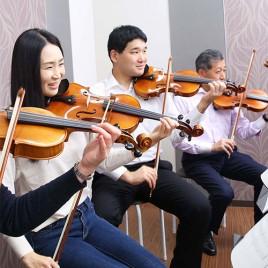 バイオリン3ヶ月レッスン